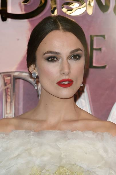 Keira Knightley Hair And Hairstyles On Red Carpet | British Vogue