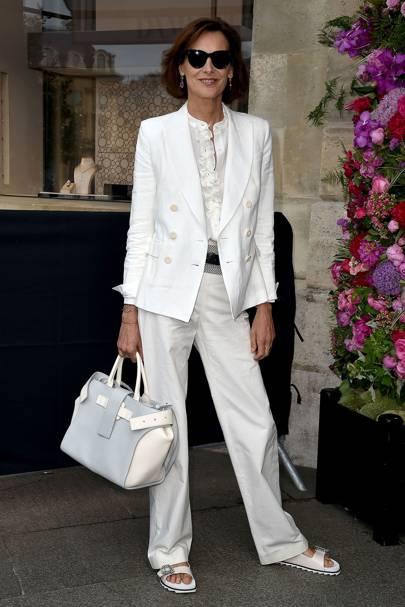 Schiaparelli Haute Couture Autumn/Winter '17 Show, Paris – July 3 2017
