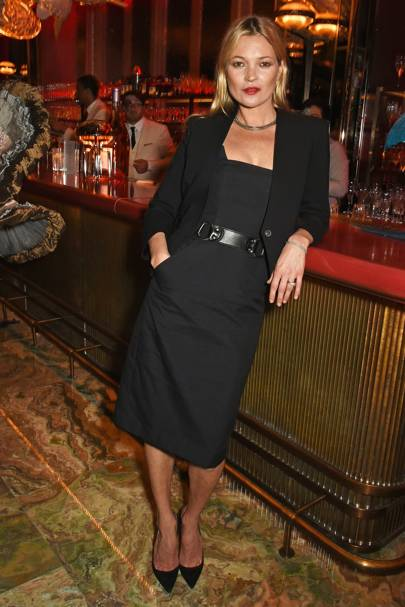 Sexy Fish Restaurant launch party, London - October 8 2015