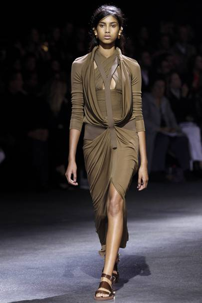 53c9733bad1 Givenchy Spring Summer 2014 Ready-To-Wear show report