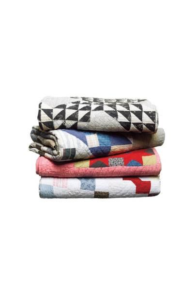 Make a patchwork quilt