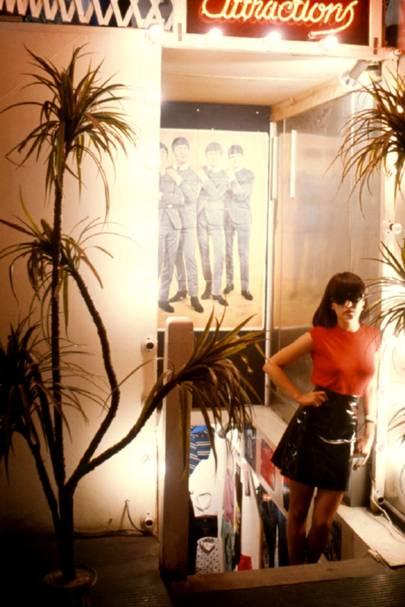 Jeannette Lee, 1977/78