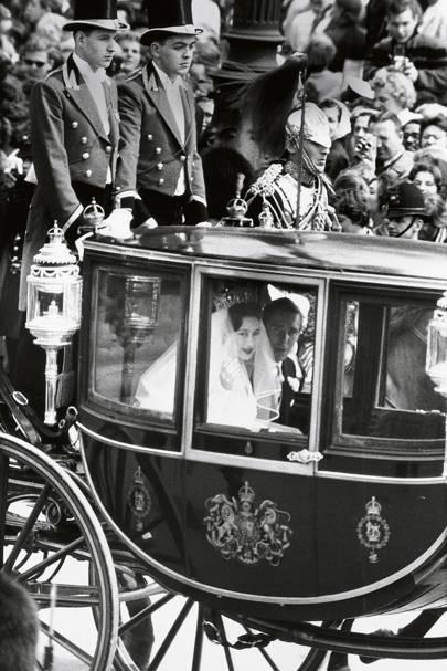 Princess Margaret and Antony Armstrong Jones