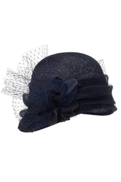Cloche hat, £60