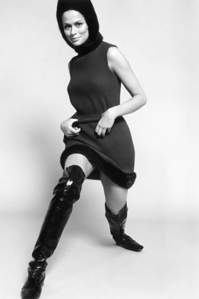 Lauren Hutton - 1972