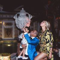 On what she's learned from Blue Ivy