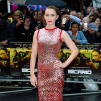 Sicario premiere, London - September 21 2015