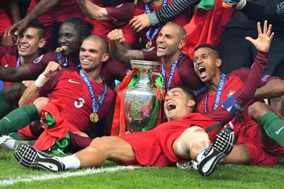 Champions At Last