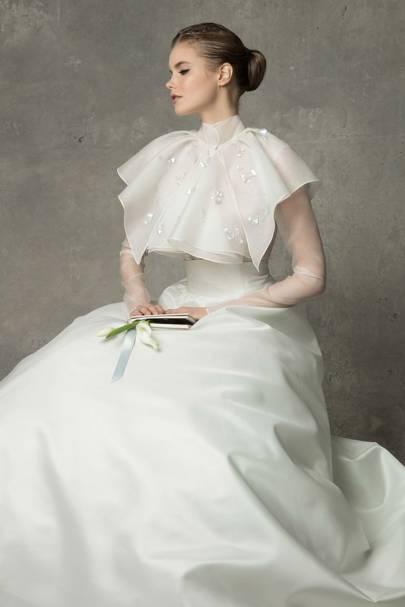 Angel Sanchez Spring/Summer 2017 Bridal show report | British Vogue