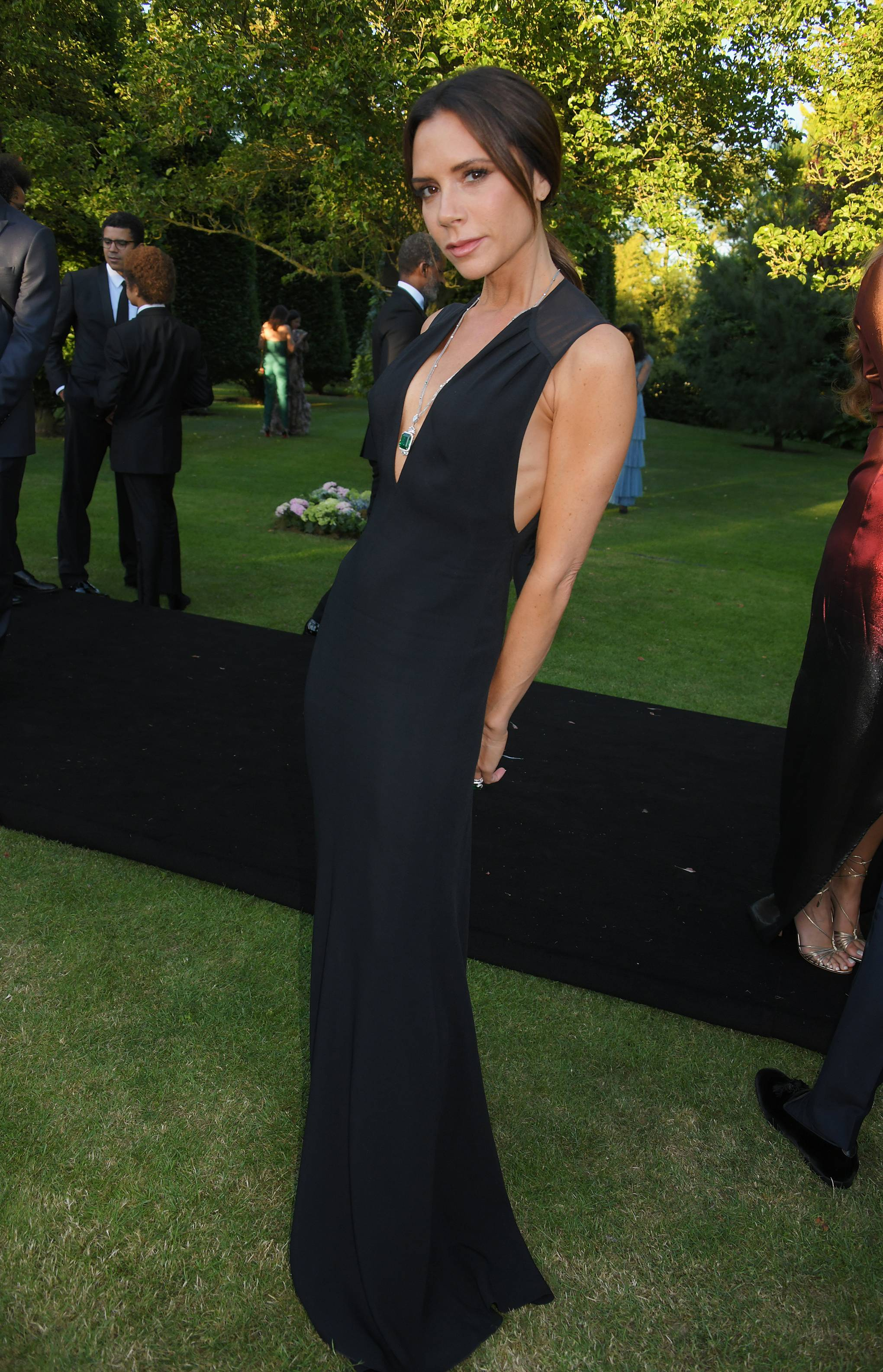 aa502a6045c Victoria Beckham Launches 11 Exclusive Dresses Inspired By Her Past ...