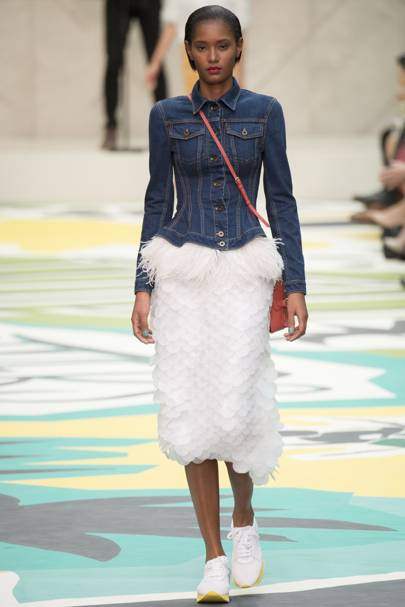 9d95a2cfd798 Burberry Prorsum Spring/Summer 2015 Ready-To-Wear show report ...