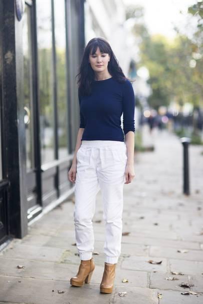 Lynsay McConachie, fashion agency PA