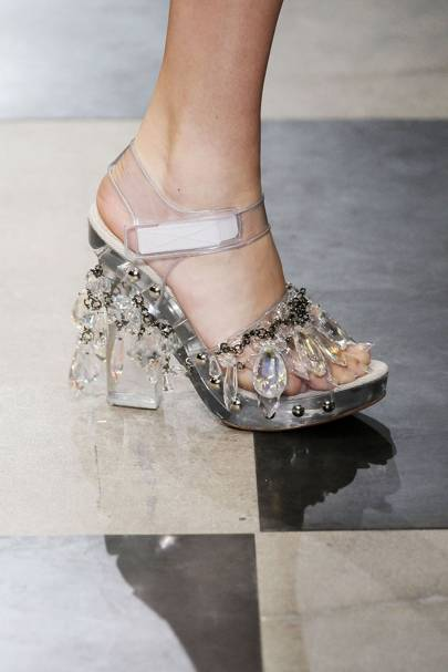 The Chandelier Sandal - SS10