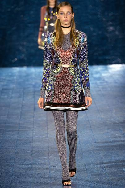 Mary Katrantzou Spring/Summer 2016 Ready-To-Wear show report | British Vogue
