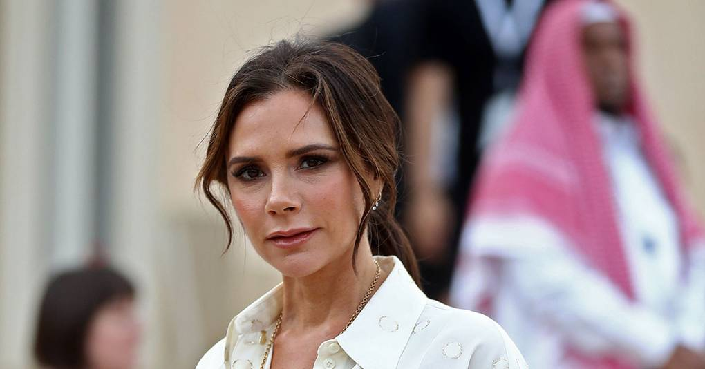 Victoria Beckham Finds The Perfect Travel Accessories