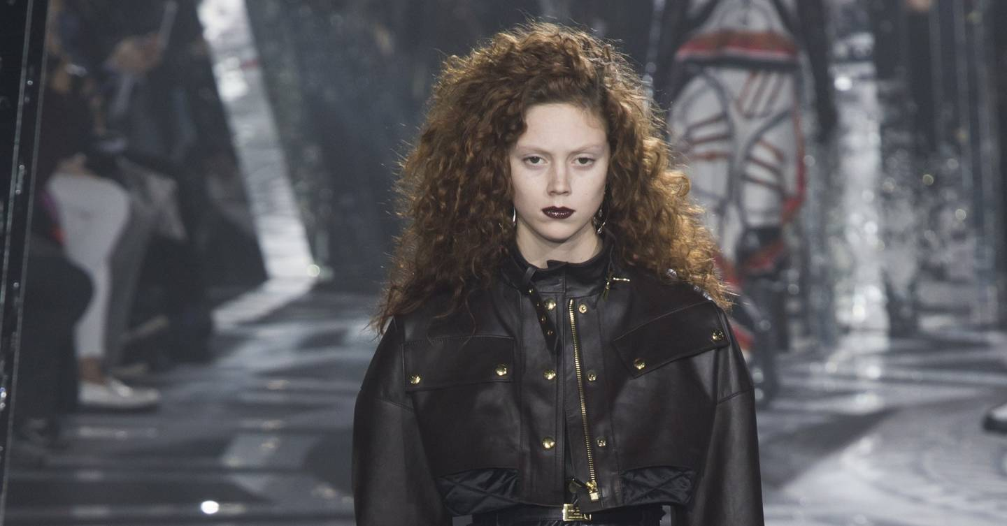 dabd1c4d7ccc5b Louis Vuitton Autumn/Winter 2016 Ready-To-Wear show report | British Vogue