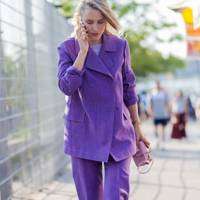 8. Embrace head-to-toe colour