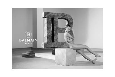 Cara Delevingne And Olivier Rousteing Pay Homage To Janet Jackson For Balmain