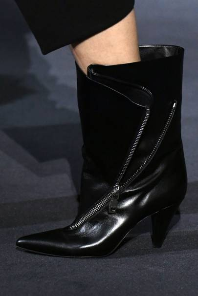 Zip Boots And Devouring Handbags From Givenchy