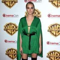 Warner Brothers CinemaCon Showcase presentation, Las Vegas - April 12 2016