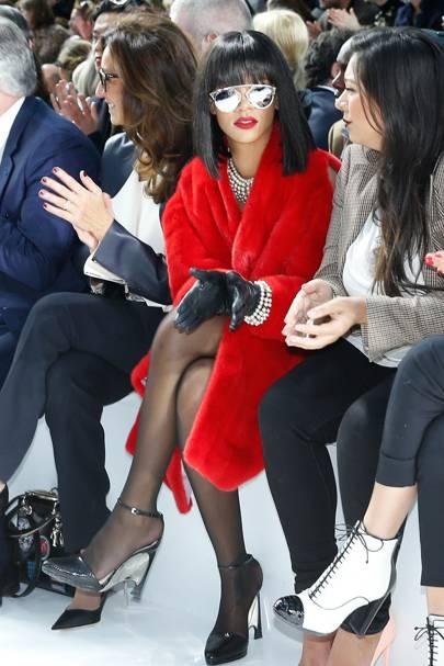 b64888f57f8 Rihanna s new album Anti  The Vogue View