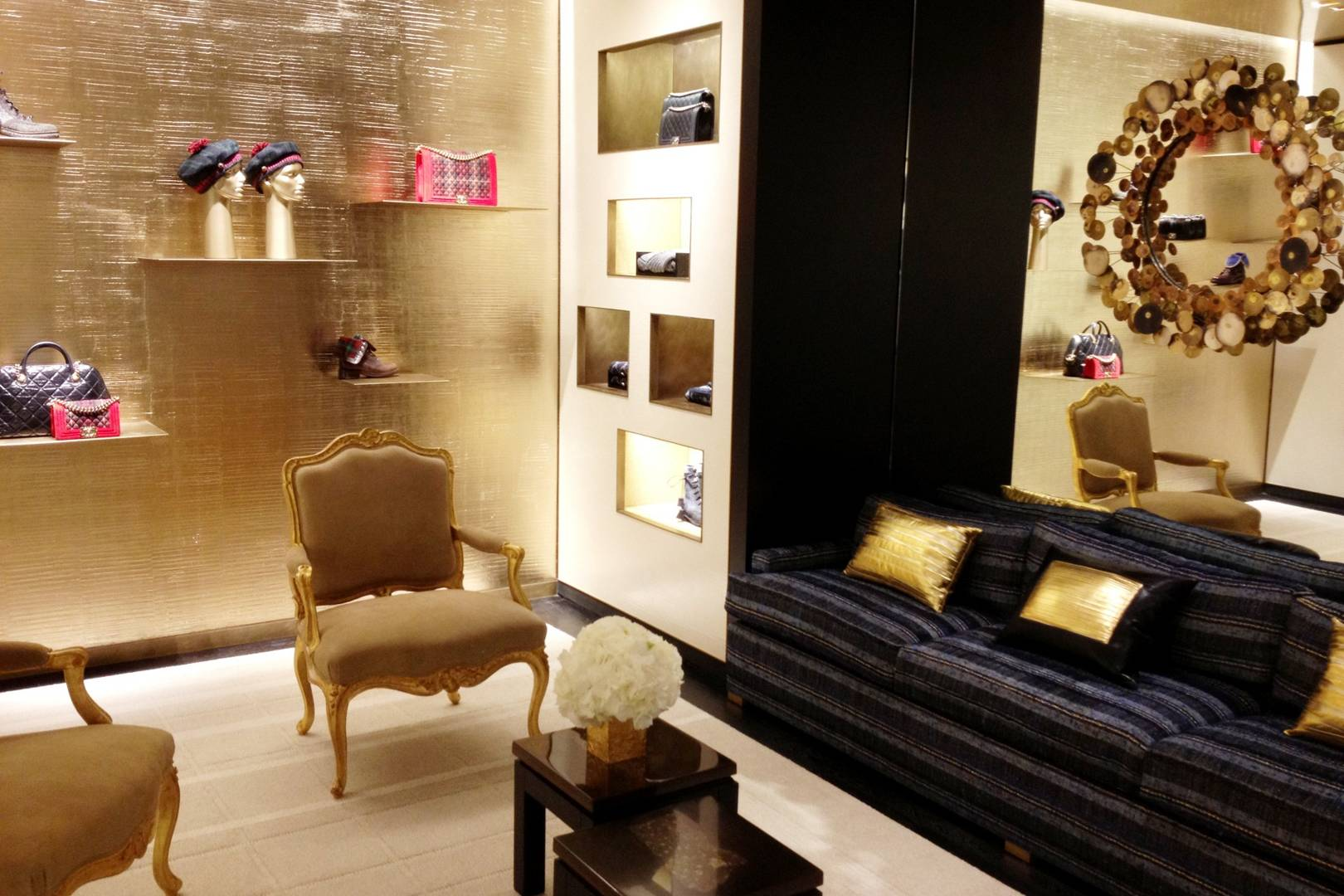 New Chanel London Flagship - New Bond Street Boutique Store ...