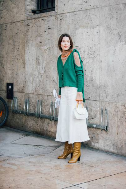 Style your winter boots all year round