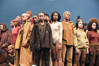Yeezy, apparently, isn't even fashion