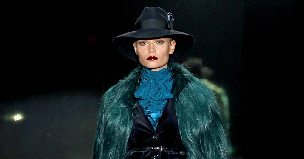 592559310d1 Gucci Autumn Winter 2011 Ready-To-Wear show report