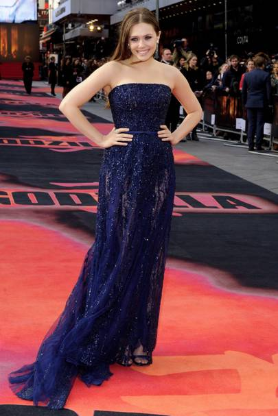 Godzilla premiere, London – May 11 2014