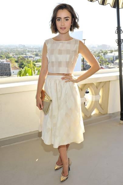 Vanity Fair And Burberry Celebrate BAFTA, LA - October 29 2014
