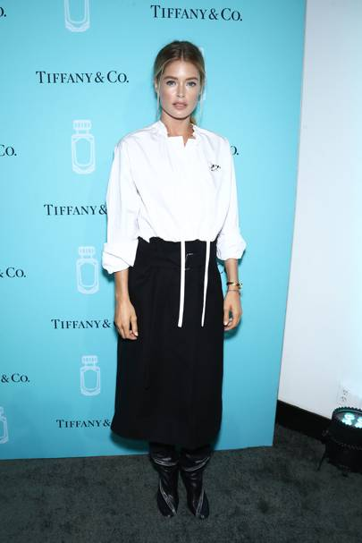 Tiffany and Co Fragrance Launch, New York - September 6 2017