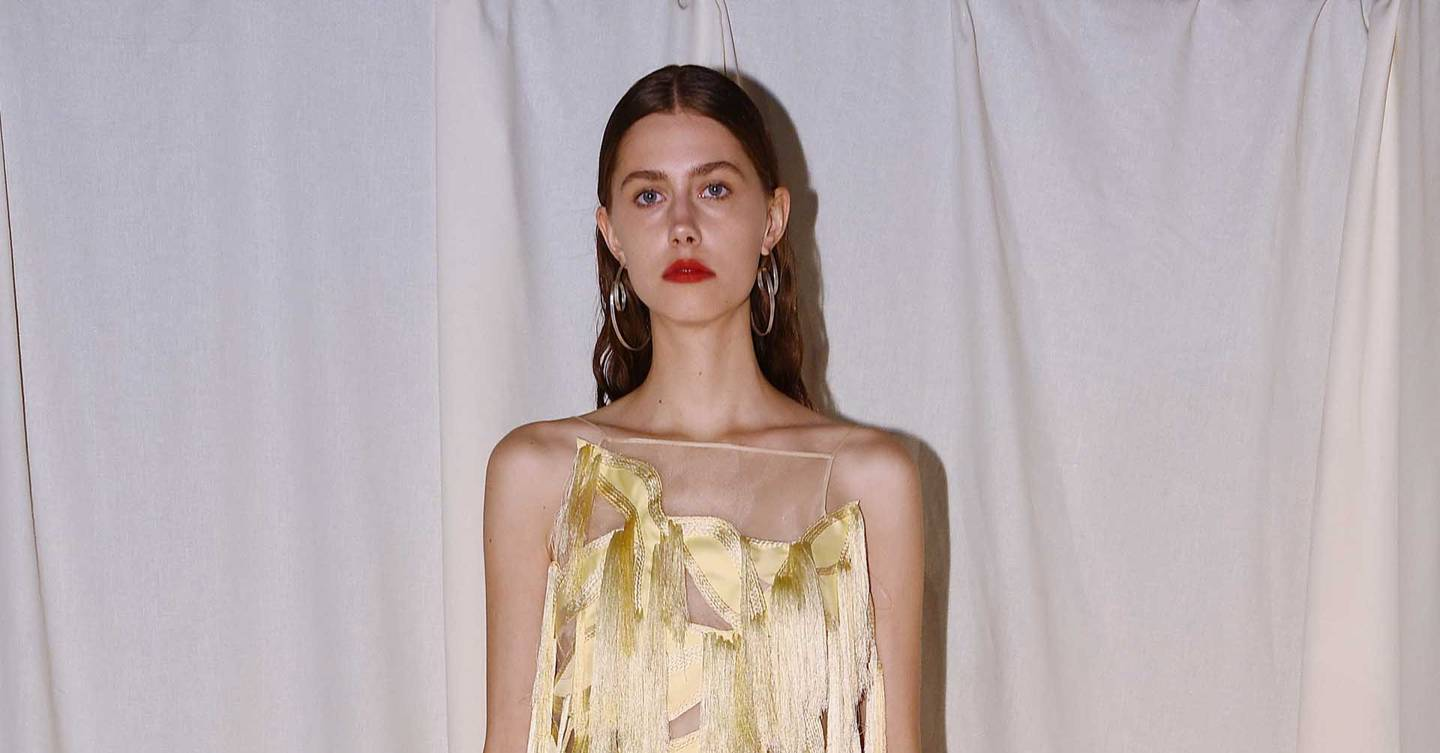 57f23189e72e6a Xu Zhi Spring Summer 2019 Ready-To-Wear show report