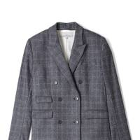 Double-breasted jacket, £378, Studio Nicholson