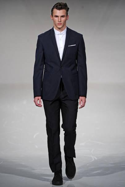 94d154312e8 Spencer Hart Spring Summer 2013 Menswear show report