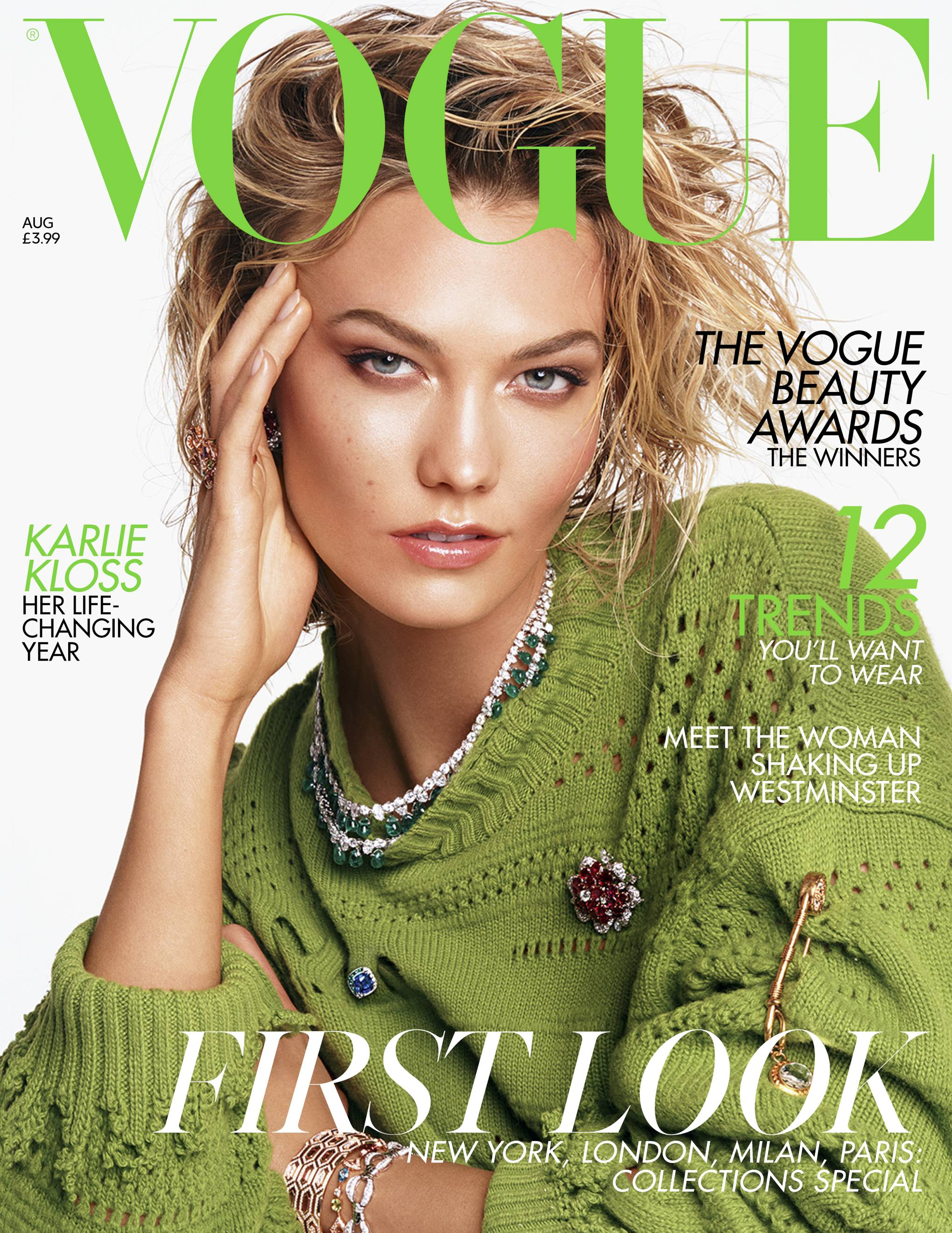 a1bc2f04c Karlie Kloss Covers The August 2019 Issue Of British Vogue | British Vogue