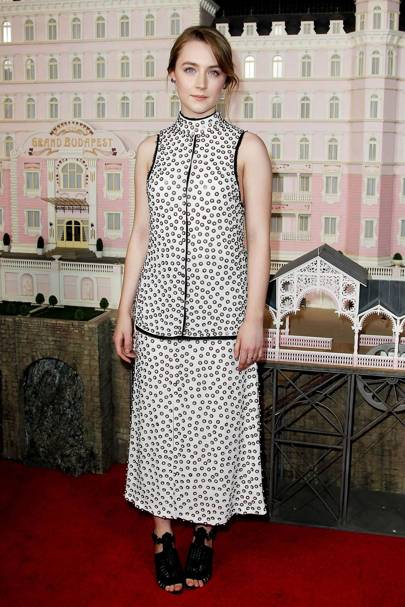 The Grand Budapest Hotel premiere, New York – February 26 2014
