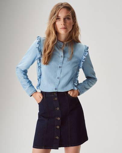 f1434f0fa5cc Marks & Spencer Spring Summer 2019 Collection Review | British Vogue