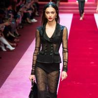 Dolce & Gabbana Spring/Summer 2018 Ready-To-Wear Collection