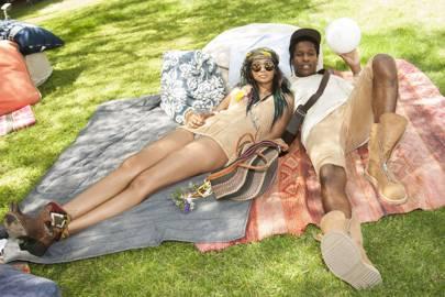 Soho Desert House with Bacardi Spotify Brunch - April 12 2014