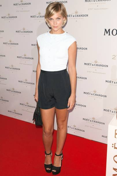 Moet & Chandon anniversary party, New York - August 20 2013