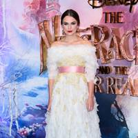 'The Nutcracker and the Four Realms' Premiere, London - November 1 2018