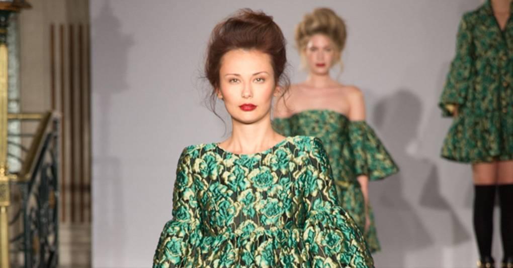 fe57341e4b9 Paul Costelloe Autumn Winter 2015 Ready-To-Wear show report ...
