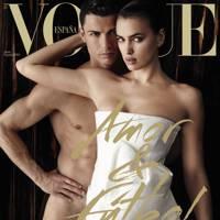 Vogue Spain Cover June 2014