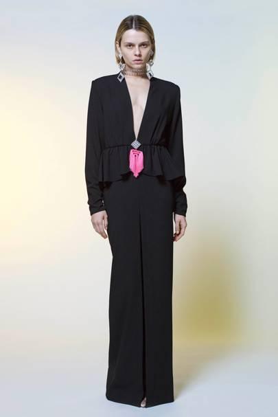 da01a2819c6 Alessandra Rich Autumn Winter 2018 Ready-To-Wear show report ...
