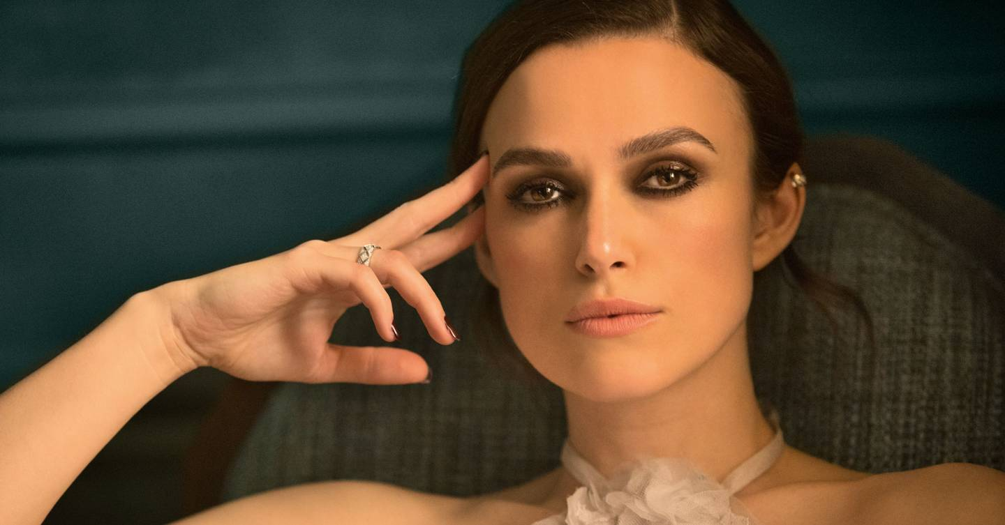 Keira Knightley Beauty Interview | British Vogue