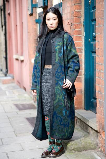Mou Cheung, fashion designer