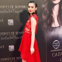The Mortal Instruments: City of Bones premiere, Madrid - August 22 2013