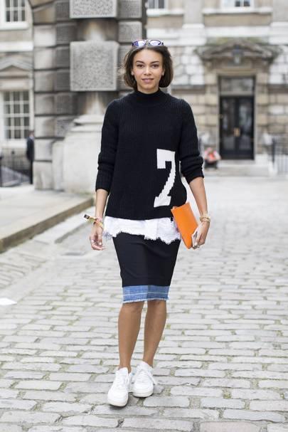 Rebecca Purshouse, stylist