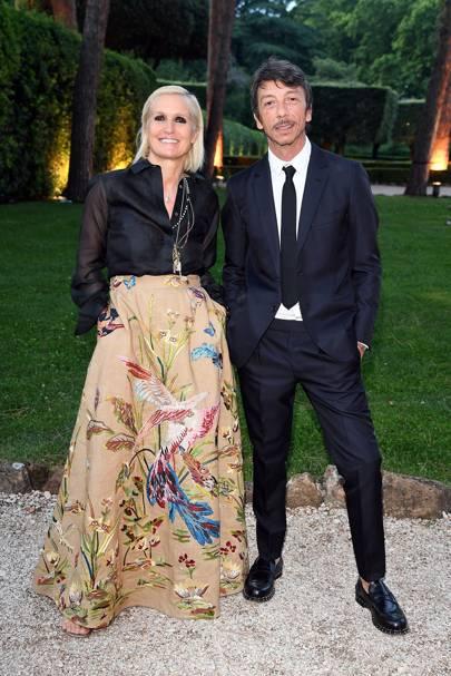 Valentino Maria Grazia Chiuri Confirmed Artistic Director ...